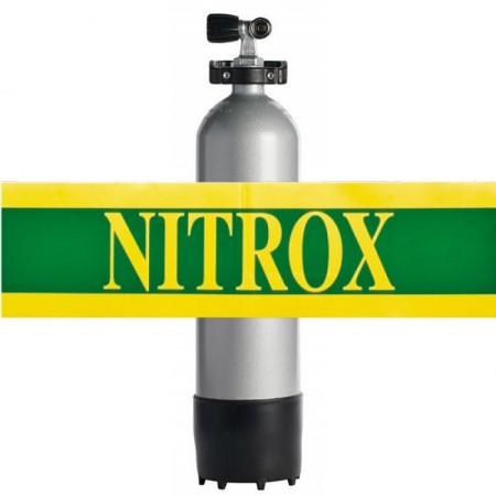 Carte Glonflage Nitrox